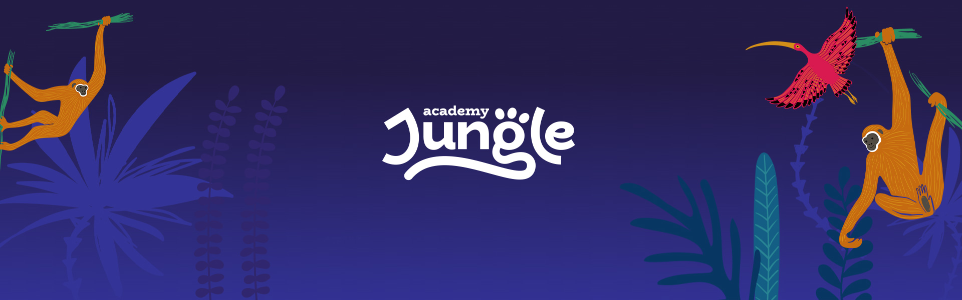 Jungle Academy—cover