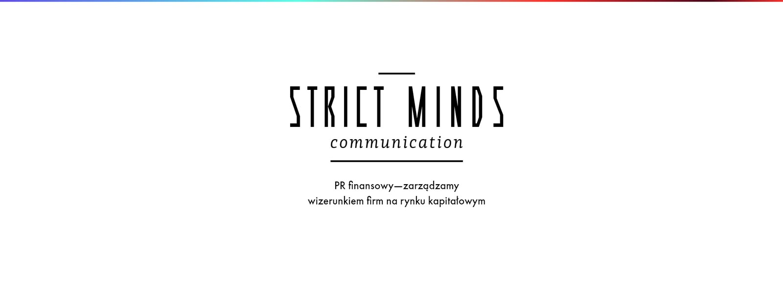 Strict Minds—cover