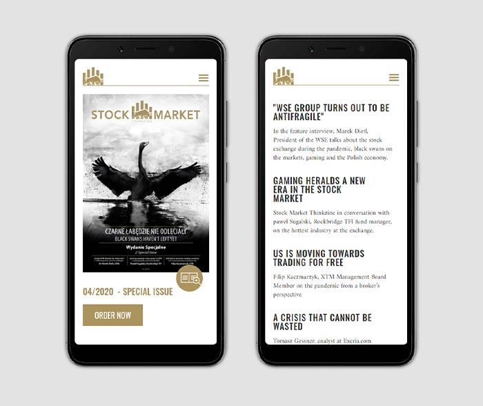 Strona główna—wersja mobilna
